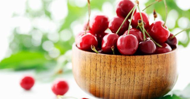 8 goda anledningar att äta körsbär