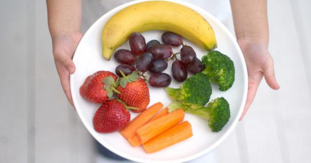 mat för att gå ned i vikt