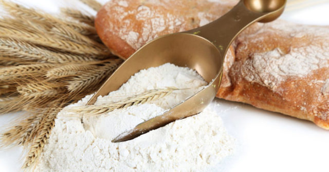 allergisk mot mjöl