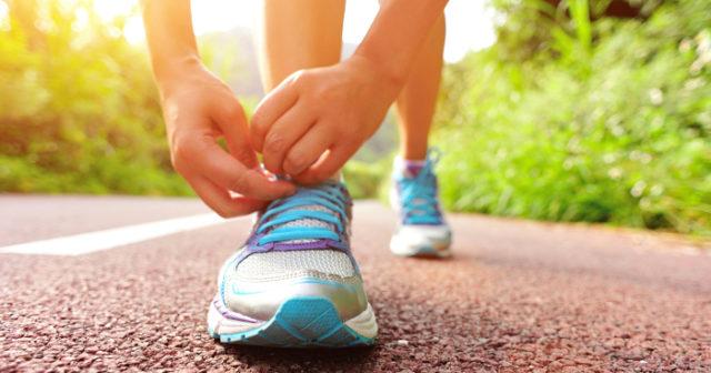 börja löpträna överviktig