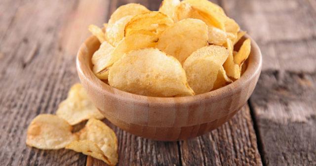 hur nyttigt är chips