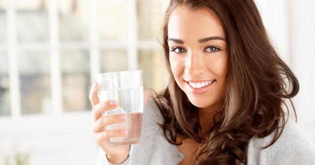 varför är det viktigt att dricka vatten