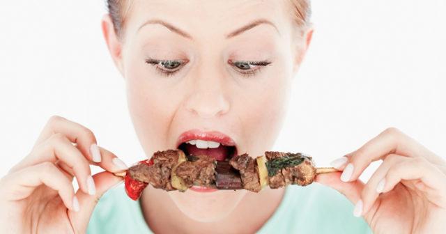 protein per dag kvinna