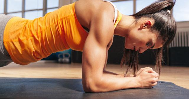bästa övningarna för magen