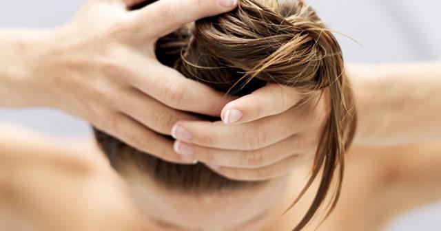 hur gör man hårbottenmassage