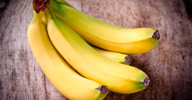 farligt att äta för mycket bananer