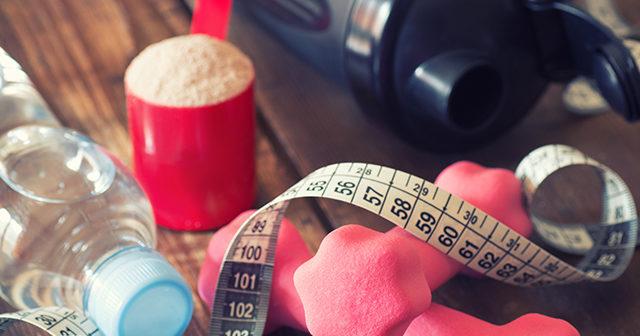varför ska man äta proteinpulver