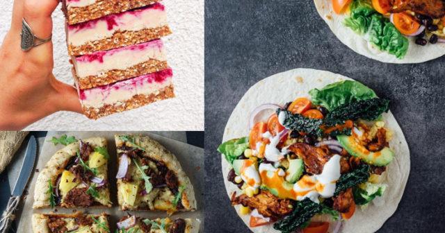 mat för veganer