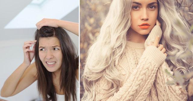 Så påverkas ditt hår av att du blir äldre