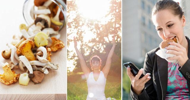 äta mindre kalorier