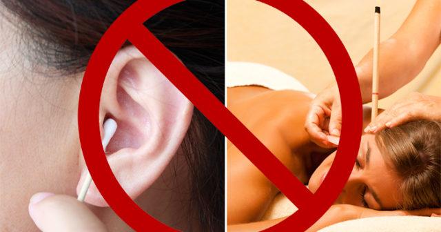nedsatt hörsel lock för örat