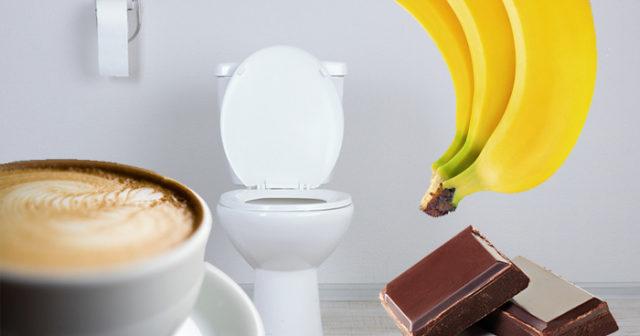 lös i magen av kaffe