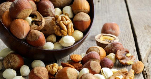 vilka nötter är nyttigast