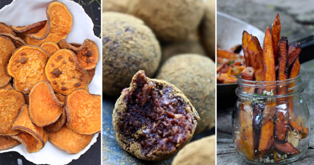 5 hälsosamma - och goda - snacks till fredagsmyset