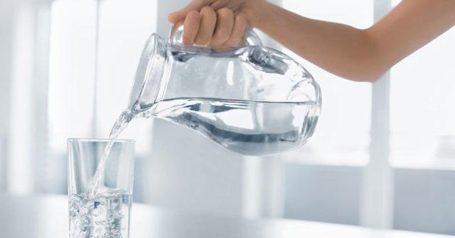 vattenmängd per dag