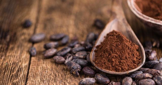vad innehåller kakao