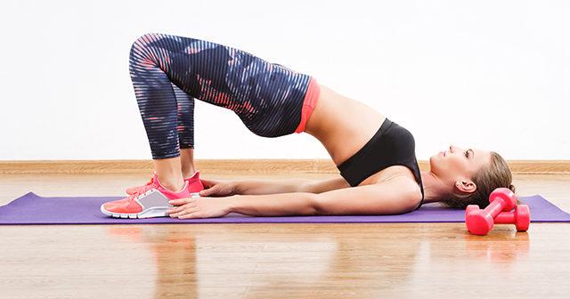 dålig hållning övningar