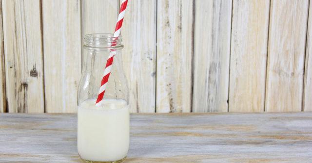 Drycken alla pratar om just nu: Kolsyrad mjölk