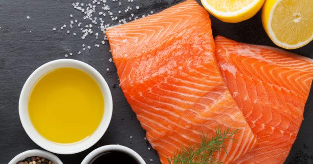 äta skaldjur gravid