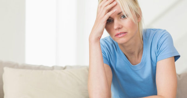 bli av med stress och oro