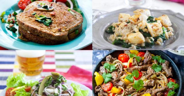 nyttiga recept gå ner i vikt