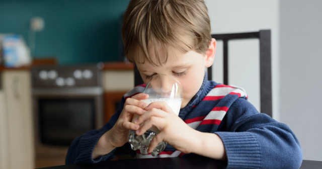 vilken mjölk är bäst att dricka