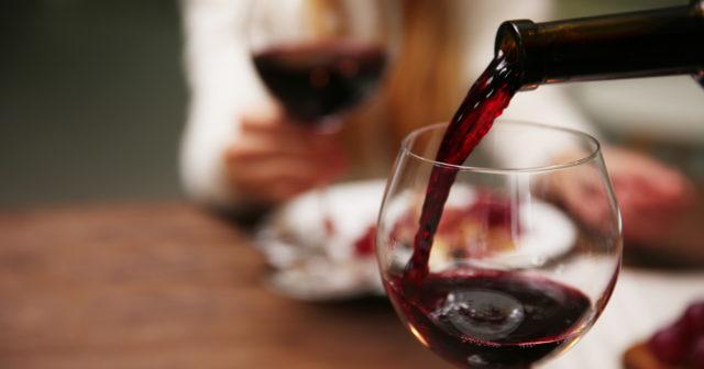 vin bra för hälsan