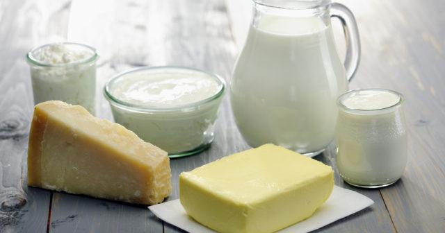 hur mycket grädde innehåller smör