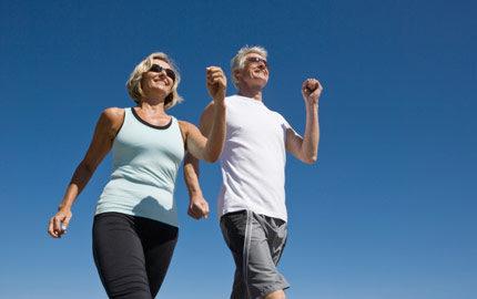 Ner i vikt till sommaren – med kraftgång!