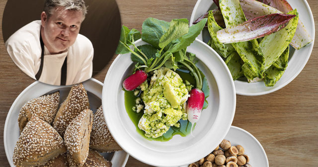 Mathias Dahlgren öppnar vegetarisk restaurang
