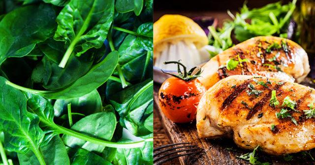 mat som ökar fettförbränningen