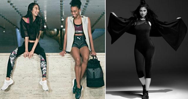Puma släpper kollektion med New York City Ballet och Kylie Jenner