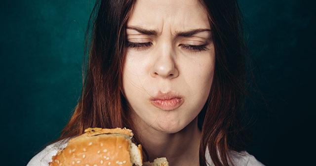 bli av med hunger utan att äta