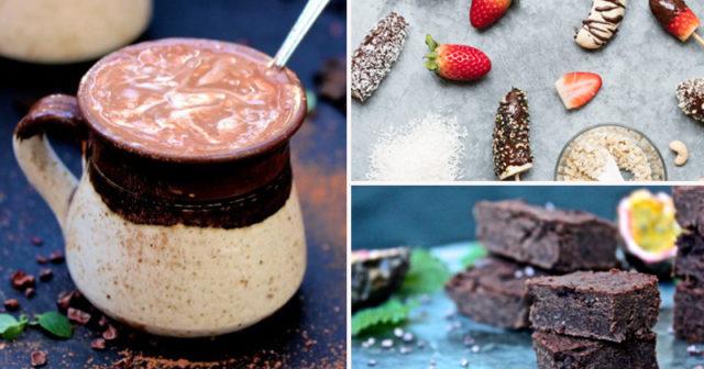 efterrätt choklad recept