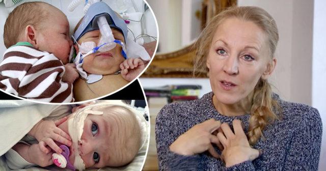 Jenny om sjuke sonen: