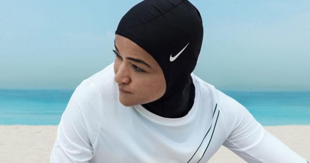 Nike släpper hijab för idrottande muslimska kvinnor