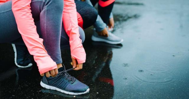 bra skor till gymmet