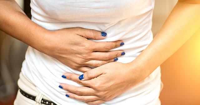 gasbildning i tarmarna