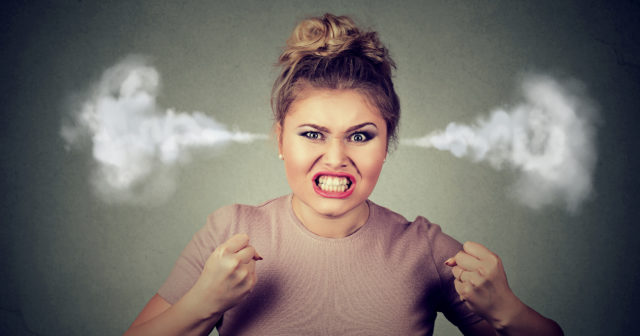 Hanterar du din ilska på rätt sätt?