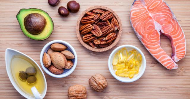 mat som innehåller folsyra