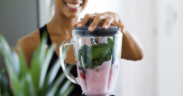 protein smoothie utan proteinpulver