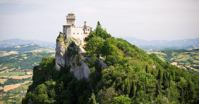 Italien ger bort över 100 slott gratis – så gör du för att få ett