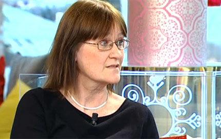 TV: Kerstin Hellström om fobier i Förkväll