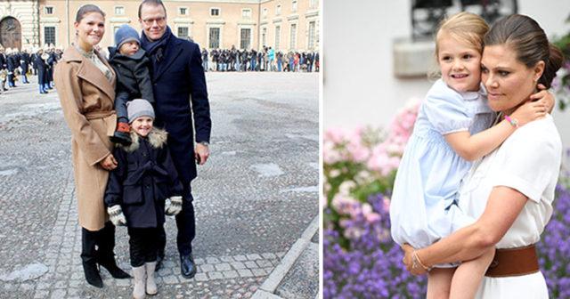 Victoria om sin barnuppfostran: