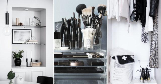 Så gör du ditt hem mer organiserat – utan att tappa stilen
