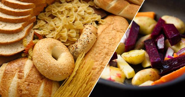 mättande mat utan kolhydrater