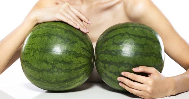 Nya stora bröst com
