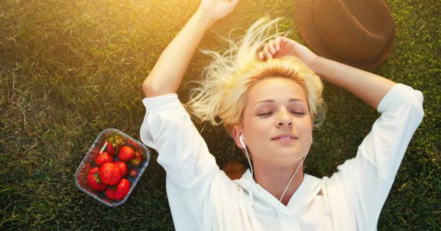 Så kan jordgubbar hjälpa dig att gå ner i vikt