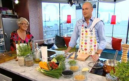 TV: Marie i en sista kockduell i Förkväll