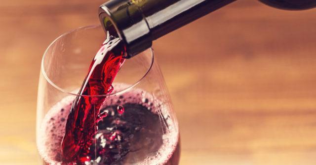 Undvik att dricka vin varje dag